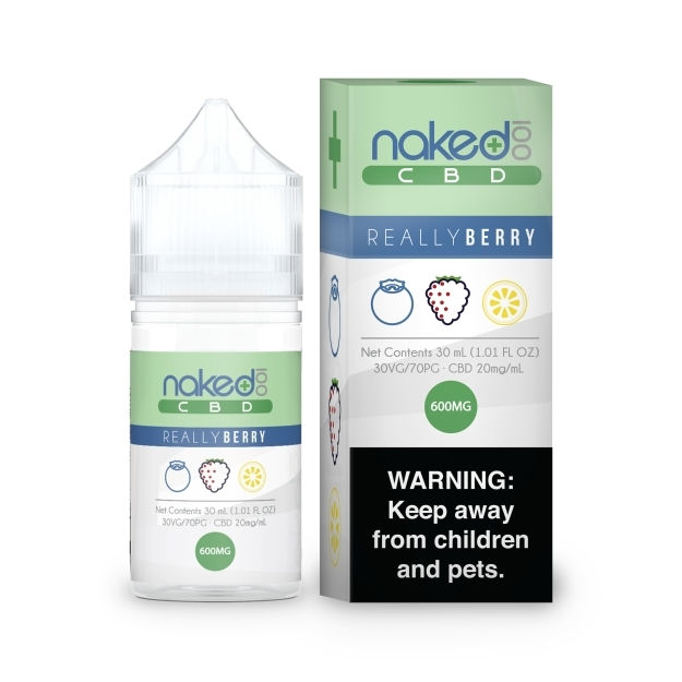 REALLY BERRY BY NAKED